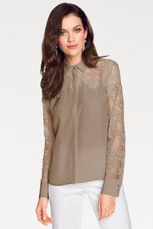 Heine Lace Detail Shirt