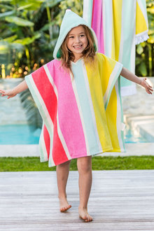 Kids Beach Ponchos