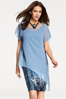Heine Sequin Detail Dress