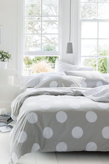 Dotty Duvet Cover Set
