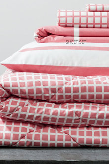Cotton Coordinates Sheet Set