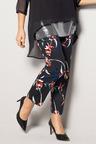 Plus Size - Sara Cotton Sateen Stretch Pant
