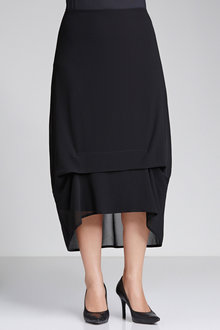 Plus Size - Sara Layered Skirt
