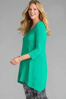 Sara Sports Luxe Tunic