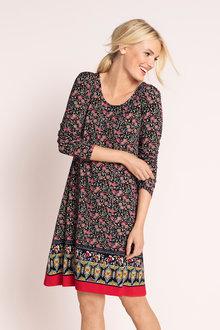 Emerge Scoop Neck Dress - 158416