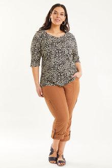 Sara New Cargo Pants - 158568