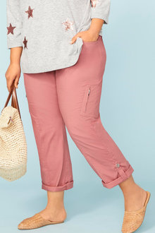 Sara New Cargo Pants - 158568