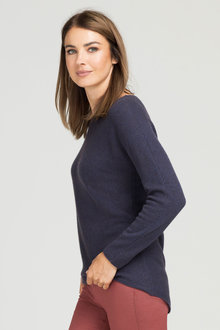 Capture Ribbed Slouchy Knit