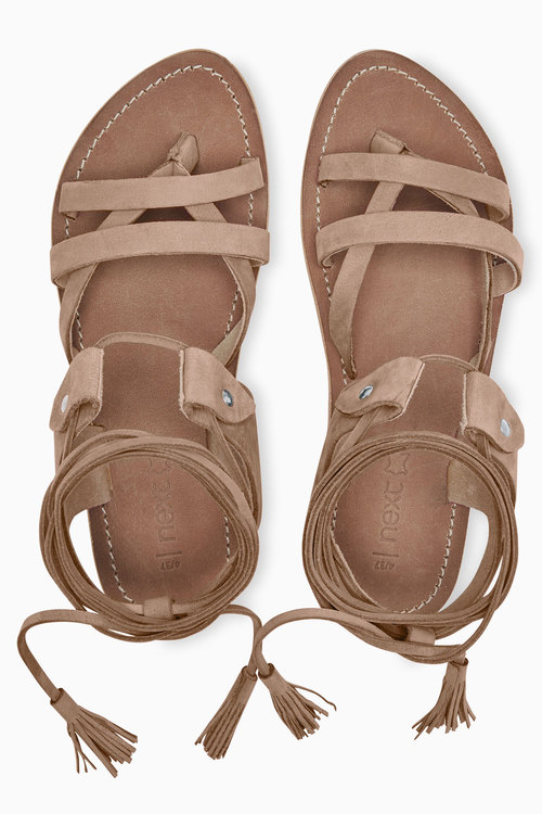 Next Strappy Gladiator Sandals