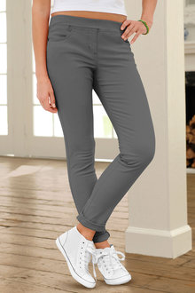 Urban Pull-On Stretch Pants