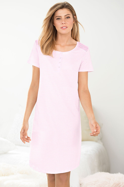 Mia Lucce Cotton Nightie