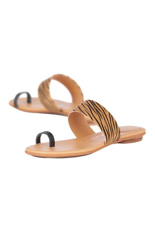 Emu Myrtle Sandal Flat