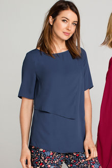 Capture Layered Asymmetric Tunic
