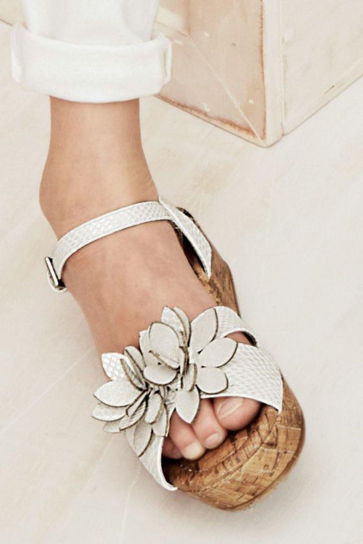 Next white flower wedges older girls online shop ezibuy next white flower wedges older girls mightylinksfo