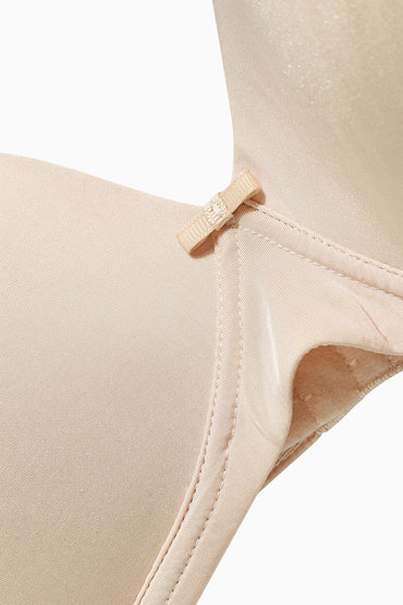 Next Nude/White Daisy Light Pad Non Wired Bras Two Pack
