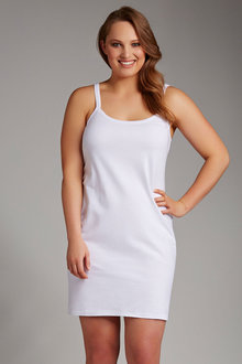 Plus Size - Sara Slip - 159831