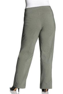 Sara Bengaline Pull On Pants - 159866