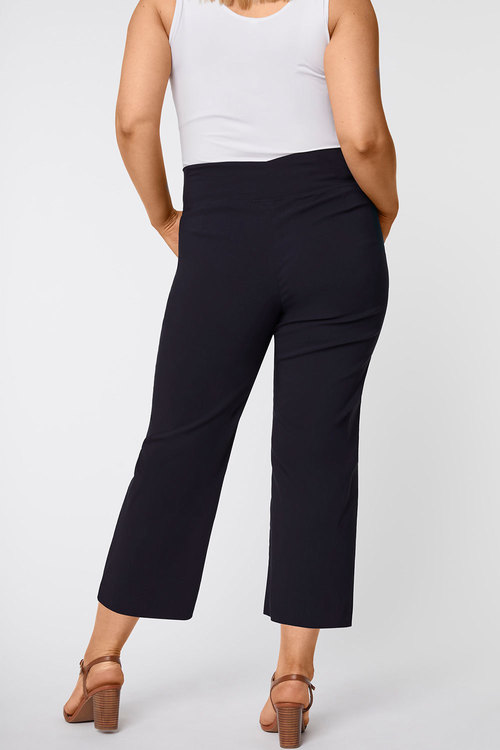 Sara Bengaline 3/4 Pull On Pants