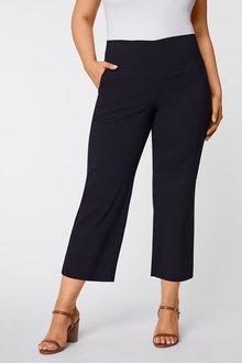 Sara Bengaline 3/4 Pull On Pants - 159868