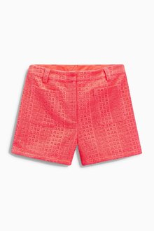 Next Broderie Shorts (3-16yrs)