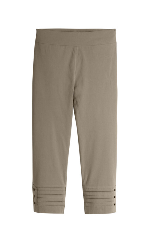Sara Bengaline Pull On Cuff Pleat Detail Pant