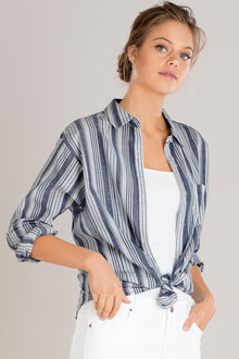 Emerge Striped Shirt