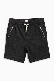 Next Speckle Jersey Shorts - 160244