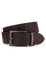 Next Brown And Black PU Reversible Belt