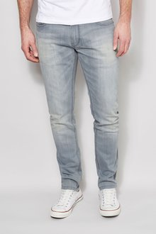 Next Light Wash Jeans With Stretch