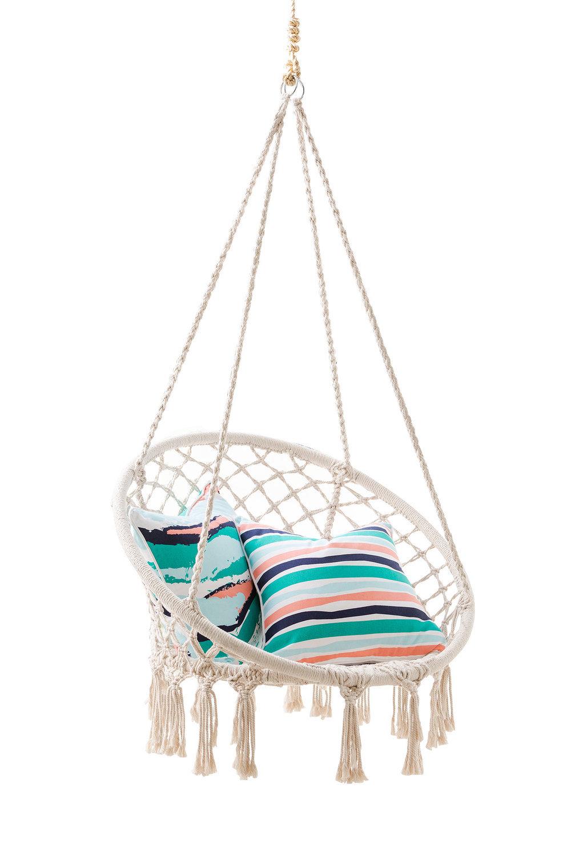 Gabi Hanging Chair Online Shop Ezibuy Home