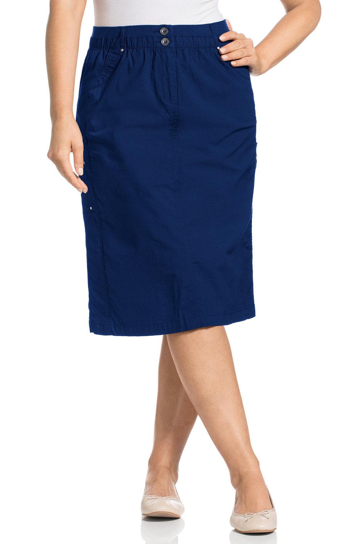 deea289a1ecc Plus Size - Sara New Cargo Skirt