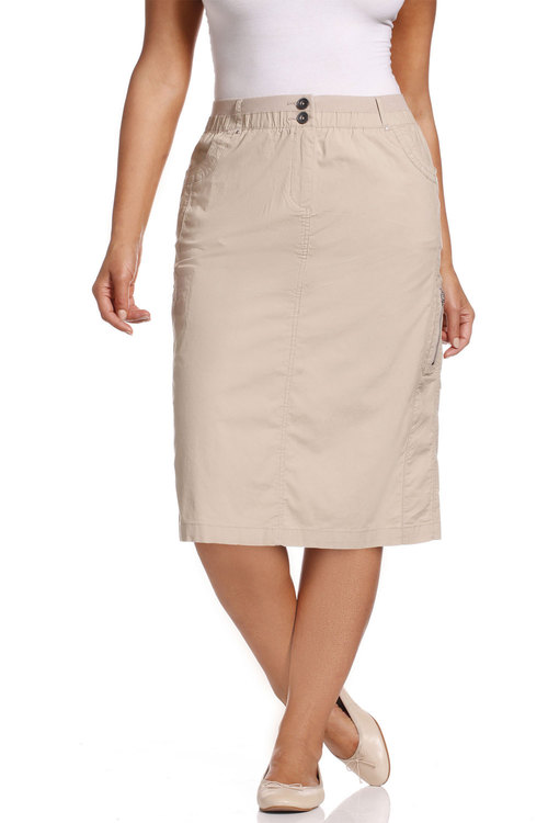 Sara New Cargo Skirt