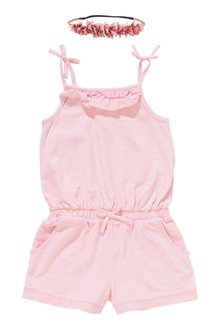 Next Playsuit With Headband (4-16yrs)