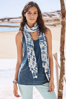 Next Scarf Layer Vest - Tall - 160853
