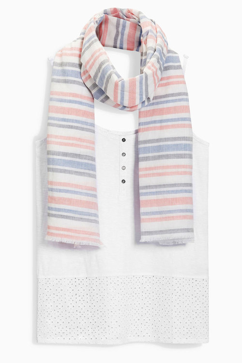 Next Scarf Layer Vest - Tall