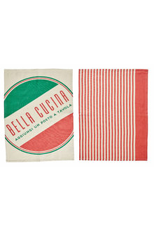 Jamie Oliver Vintage Tea Towels Set of 2
