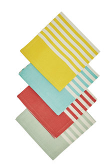 Jamie Oliver Vintage Napkins Set of 4