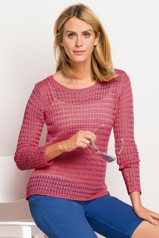 Capture Open Weave Knit Online | Shop EziBuy