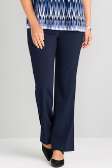 Plus Size - Sara Workwear Pant - 161129