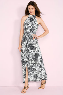 Grace Hill Printed Maxi