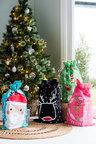 Jolly Santa Sacks