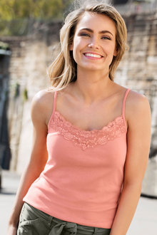 Capture Lace Cami