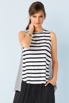Emerge Stripe Tank