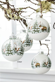 Woodlands Decoration Set