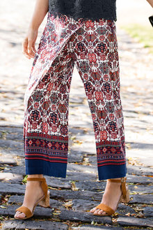 Grace Hill Wrap Pant