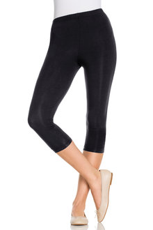 Capture Rouched Crop Legging