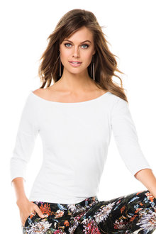 Emerge Off Shoulder Top