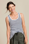 Capture Cotton Modal Rib Tank