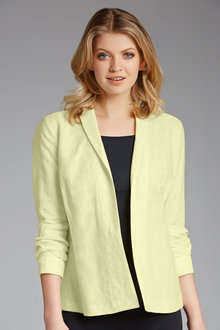 Capture Linen Jacket