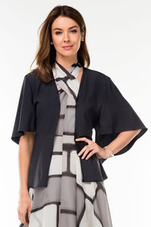 Grace Hill Cape Jacket
